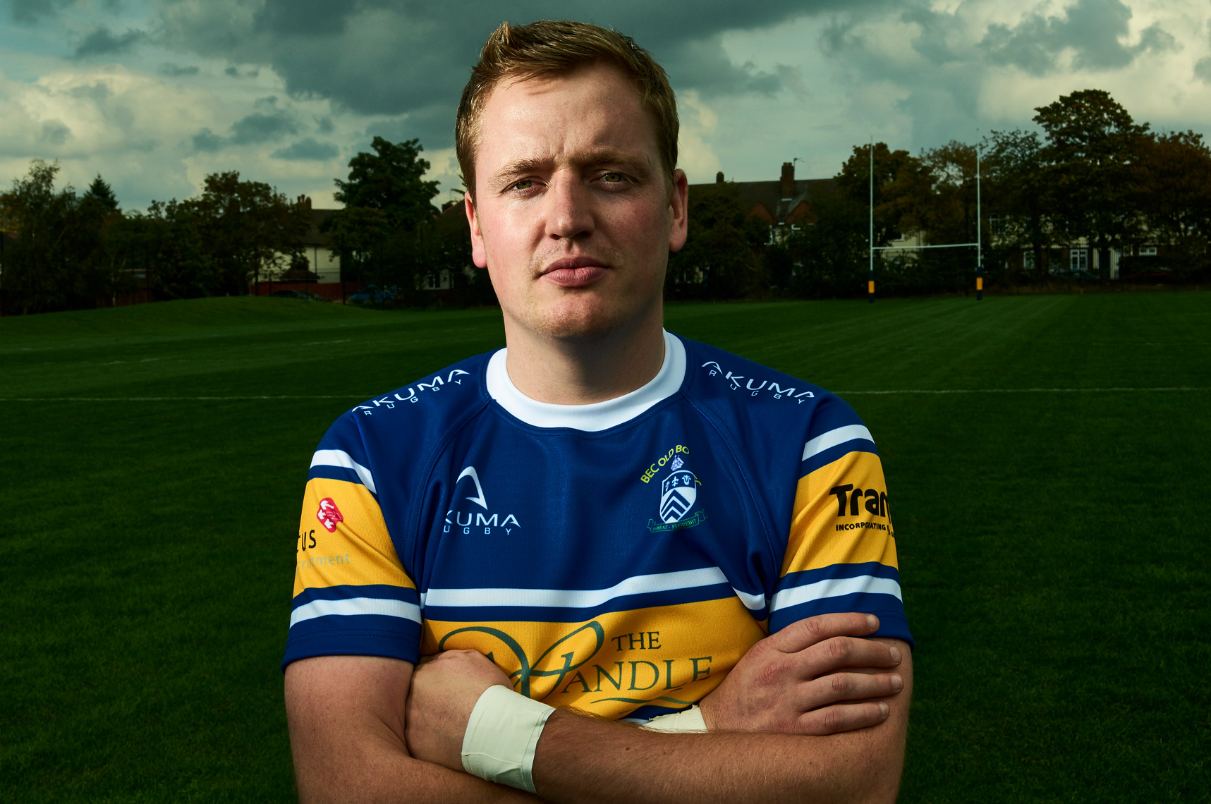 BEC Old Boys RFC - Adam Candlish