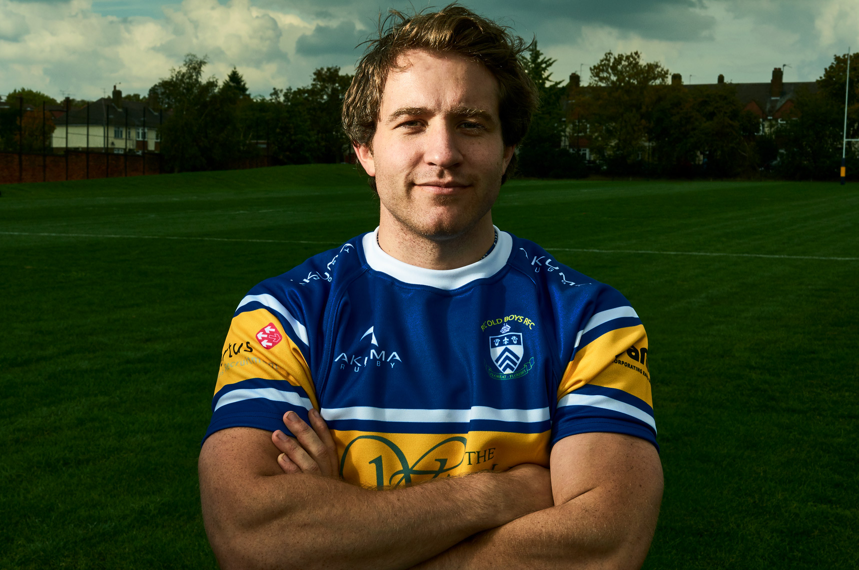 BEC Old Boys RFC - Giles Kernick